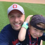 """Father's Day 2015 """"Ballpark Selfies"""""""