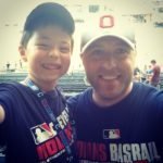 Tribe Game No. 4 of 2016 / Father's Day 2016