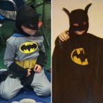 Like Bat Father, Like Bat Son
