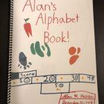 Alan's Alphabet Book